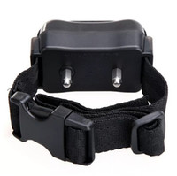 Wholesale Automatic Anti No Bark Dog Pet Training Shock Ultrasonic Control Collar