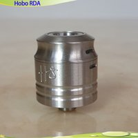 4.5ml atomic metal - Hobo v2 rebuildable atomizer h8 stainless steel ss red copper rba mod rda e cig VS Doge jam Lancia mirandus sat22 Atomic tank DHL Free