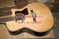 12 string guitar - Nature Acoustic Electric Guitar Strings TL All So Guitar with Fishman pickups guitar factory