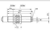 balluff sensors - Balluff Inductive Sensor BES M12MI PSC40B BV03 BES0001