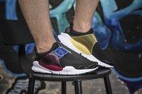 Flat best cycling socks - 2015 New Fragment X Men Sock Dart Air Presto Men s Running Shoes Original Cheap Best Tennis Jogging Sports Shoes