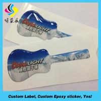 Cheap PVC epoxy stickers Best Animal Living Room crystal sticker
