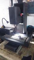 Wholesale 2016 the new hot selling mini cnc milling machine iron cast frame ball screw W spindle motor servo driver mini cnc machine china