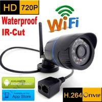 outdoor wireless wifi ip camera - ip camera p wifi HD wateproof outdoor weatherproof cctv security system infrared video surveillance mini wireless home cam