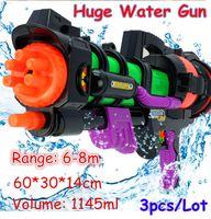 high pressure water spray gun - Hot Newest Children s Adult Huge Water Gun Toys ml Long Range Spray Gun Kids High Pressure Water Gun For Summer Swimming Pool Beach