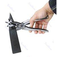 Wholesale Revolving Leather Canvas Belt Punch Punching Plier Hole