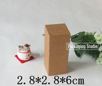 apparel care - Retail Kraft Lipstick Perfume Packaging Boxes Custom Container Paper Boxes