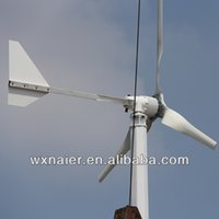 Wholesale horizontal kw wind generator