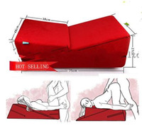 sex chair - Orgasm Couple love make Furniture gay adult sex swing toy product Sex Chair Wedge Sponge Pad Adult Pillows Sex Cube Sofa