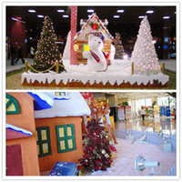 best outdoor christmas decorations - Best Christmas Decoration Instant Snow Magic Prop DIY Instant Artificial Snow Powder Simulation Fake Snow For Night Party G Bag snow