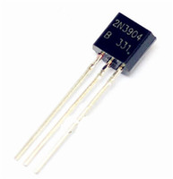 Wholesale 100Pcs N3904 TO NPN General Purpose Transistor Silicon Dynatron Audion
