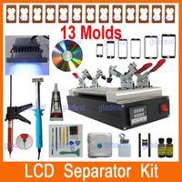 Wholesale 2015 Latest Manual LCD Separator Machine Seperator to Repair Split Separate Glass Touch Screen Digitizer for iPhone Samsung