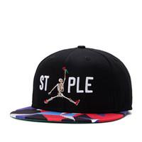 active human - New Cool Creative Human Bones Frame Skull Letters Emboridery Hip Pop Ball Caps Hats Baseball Caps