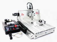 Wholesale Newest CNC Z S65J Router axis Engraver Engraving Drilling and Milling Machine it can be upgraded to be installed a rotational axis