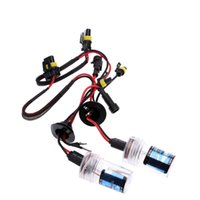 hid xenon lighting - 12V HID Xenon Conversion Ballast Kit W Daytime Running Light Car Head Lights Lamps K K K K LM K2458