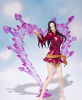 battle snake - One piece Seven Wu Hai Cook snake female emperor han ji battle edition hand model