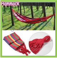 Cheap outdoor camping hammock Best swing thickening hammock
