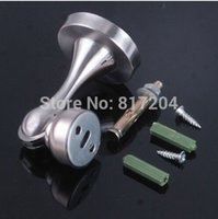 Wholesale Hot New Stainless Steel Magnetic Door Stop Door touch Factory outlets Door Hardware Products zf259