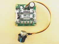 Wholesale 6V V A W Pulse Width Modulator PWM DC Motor Speed Control HHO RC Controller V V V W MAX DHL EMS