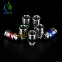 air control products - New Product Electronic Cigarettes Stainless Steel and Aluminum Drip Tip Air Control Vip Marked for Kanger Atomizer