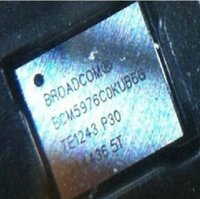 al por mayor chip de contacto ic para el iphone-10pair / lot = 20pcs, nueva viruta original del ic de la pantalla táctil para el iPhone 5S 5C U12 BCM5976 BCM5976C1KUB6G + U15 343S0645, HK libera la nave