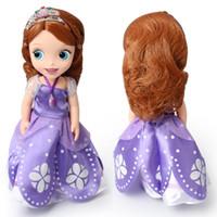 Wholesale Bonecas Fairy Toys Inches Princess Sofia Dolls New Year Gift Animators Juguetes Princesas Brinquedos