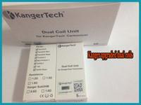 Cheap 0.8ohm, 1.0ohm,1.2ohm,1.5ohm, 1.8ohm kanger aerotank mega Best upgraded  newest kanger coils