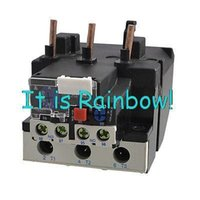 adjustable overload relay - A Poles Adjustable Current Thermal Overload Relay