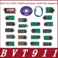 Wholesale 2014 Newest Version UPA USB Programmer V1 with Full Adaptors UPA USB ECU Chip Tuning Tool UPA USB V1