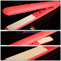 Wholesale Crimper Crimping Wave Waver Hair Iron Real Ceramic New Good Quality Hot Selling Easy To Carry