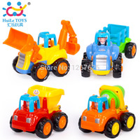 bebe shipping - sets Infancia Brinquedos Carrinhos e Veiculos Bebe Christmas Presentes Huile Toys Friction Power Truck