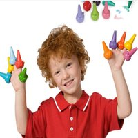 animal finger crayons - Baby finger accidentally story animals crayon hand accidentally painting necessary security environmental protection