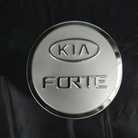 Wholesale Kia freddy fuel tank cover auto fuel tank stickers fuel tank decoration cover special pure stainless steel