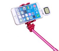 Wholesale New arrivals Mini Portable led flash fill light for iPhone and Android Devices DHL