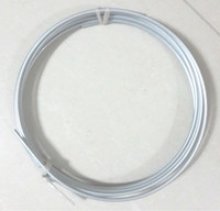 Wholesale 2 EA quot mm OD Steel brake line tubing coil zinc plated brake tube ft m coil