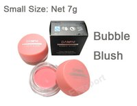 Wholesale 7g Pink Rouge Cream Bubble Blush Make up Blusher for Face