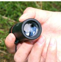 Precio de Hd militar-Panda 25x 32mm Zoom HD mini monoculartelescope doble ajustable Monocular Spyglass Outdoor Camping zoom