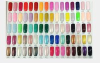 assorted nail polish - Nails Tools Nail Gel Choose Colors Colors Soak OFF Sequins UV Color Gel Nail Polish No ml Assorted Colors