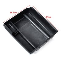 Wholesale box muffler New Black Inner Control Armrest Storage Secondary Glove Box Organized Container With Mat For Kia Sportage