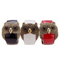 handmade gifts - New Fashion Bracelet Handmade Women Bracelet Bangles Owl Charm Bracelets Bangles Wristband Gift Pulseras Femininas J0093