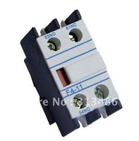 Others auxiliary contactor - Auxiliary contactor block F4 NO NC