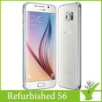Wholesale Refurbished S6 phone Android G LTE Octa Core GB RAM GB ROM Inch MP Camera Unlocked Smart Phones Refurbished samsung S6