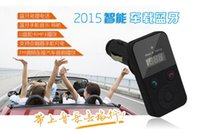 Wholesale Wireless Bluetooth FM Transmitter Modulator Car Kit MP3 Player SD USB LCD Remote Controll Car Music Player