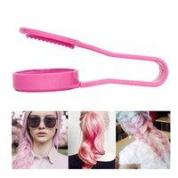 Wholesale LiangRou Hair Chalk DIY Fast Non toxic Temporary Hair Colour Dye