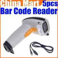 Wholesale USB Handled Laser Scan Barcode Scanner Bar Code Reader