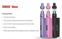 bell tech - New coming high quality kanger subox kangertech subox mini kanger tech subtank nano starter kit Subtank Mini Bell Cap clone DHL free FAST