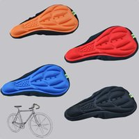 accessories bicycle seat cover - New Bicycle Equipment Accessories Bicycle Silicone Cushion Cover Seat Cover Riding Mountain Bike Seat Cover CYC