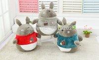 cloth doll - Cute My Neighbor Totoro Plush Toy Lovely Cloth Doll Stuffed Toy Birthday Gift