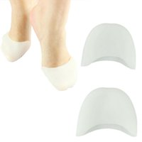 athletes foot - 220 Pairs Ballet Dancer Athlete Pointe Shoes Gel Toe Protector Guard Cover Cap Pads Foot Care Pain Relief