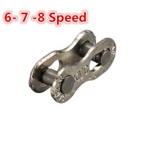 Wholesale Newest Stylish Bike Chains mountain road bike bicycle chain Connector For Speed Quick Master Link Joint Chain Bike Parts